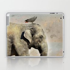 along for the ride Laptop & iPad Skin