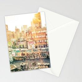 New York City Graffiti Stationery Cards