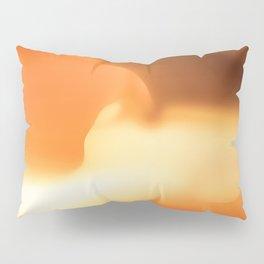 iPhone X gold Pillow Sham