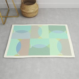 loaves & fishes Rug