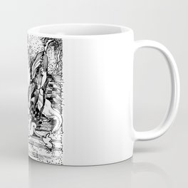 Animals Exlibris Coffee Mug