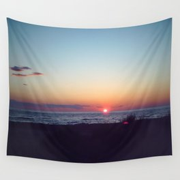 Fantasy Sunset Wall Tapestry