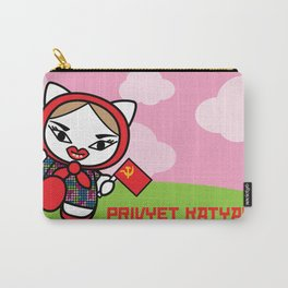 Privyet Katya Carry-All Pouch