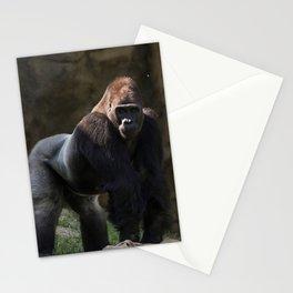 Gorilla Chief Stationery Cards