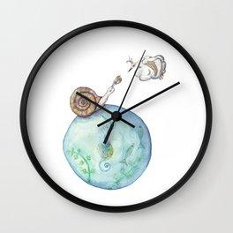 The Encounter Wall Clock