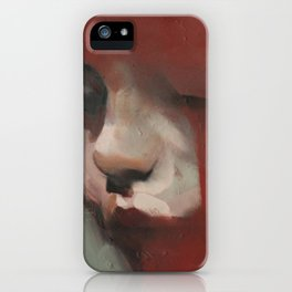 title pending iPhone Case