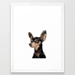 Maddy Framed Art Print