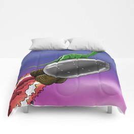 Part 1: Rocket Brontosorus Comforters