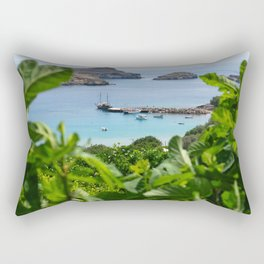 Sea View II Rectangular Pillow