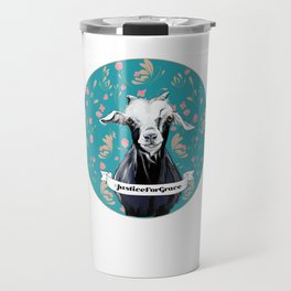Goats of Anarchy Fundraiser: Grace Travel Mug