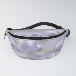 Lavenderfield - Lavender Summer Flower Flowers Floral Fanny Pack