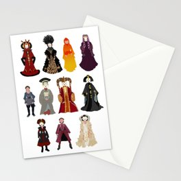 Queen's Closet Stationery Cards