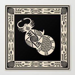 Mimbres Scorpion Canvas Print