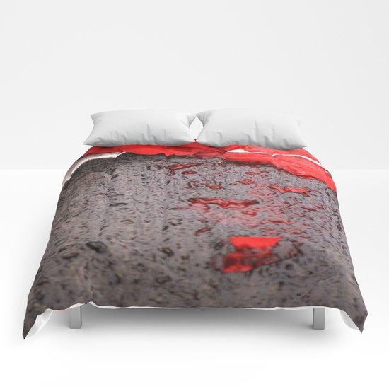 Smashed Comforters