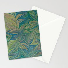 Marble Print #45 Stationery Cards