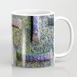 Moss Emboss Coffee Mug