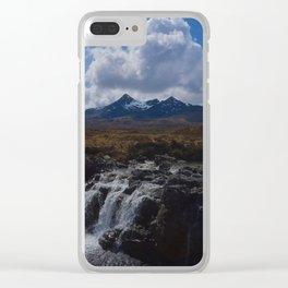 Sligachan Clear iPhone Case