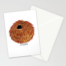 Poofy Chewbacca Stationery Cards