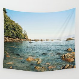 Strait of Juan de Fuca Wall Tapestry
