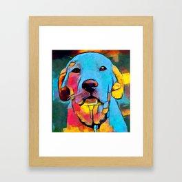 Labrador Retriever 4 Framed Art Print