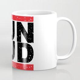 RUN FUD Coffee Mug