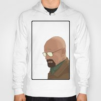 gta Hoodies featuring GTA Walter White by dbarroso