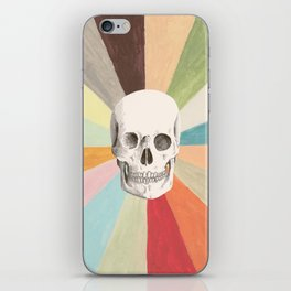 Skull is Cool iPhone Skin