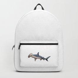 Hammerhead Sharks Are My Spirit Animal Backpack