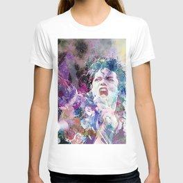 Watercolor portrait T-shirt
