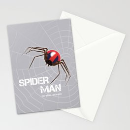 Spider-Man - Alternative Movie Poster Stationery Cards