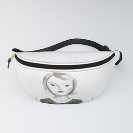 Dripping girl Fanny Pack