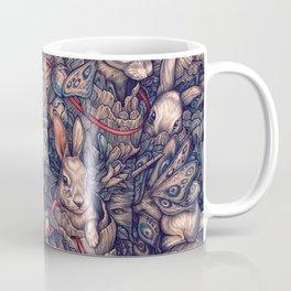 Bunnerflies Coffee Mug