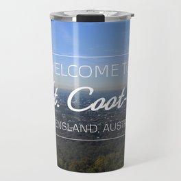 Mt. Coot-tha, Brisbane, Australia Travel Mug