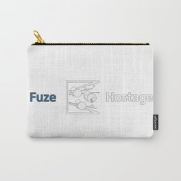 Don't Fuze the Hostage! Carry-All Pouch