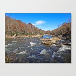 Arden River Canvas Print