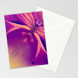 Floral Gem Abstract Stationery Cards