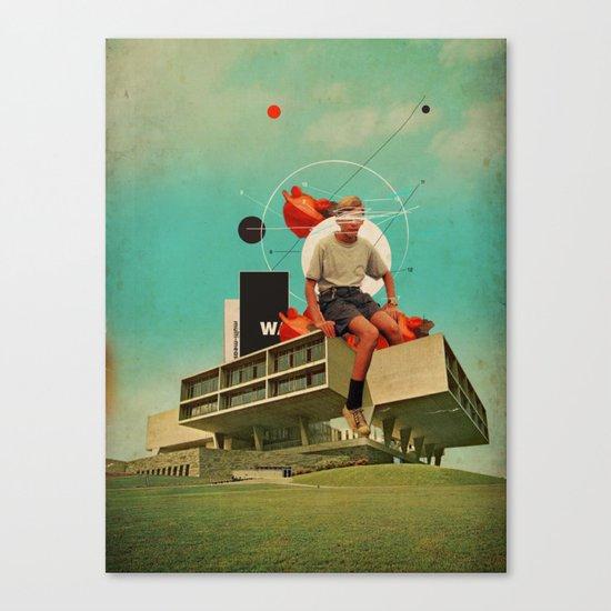 WaiKid Canvas Print