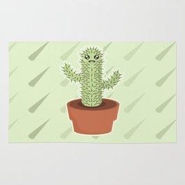 Kawaii Cactus Rug