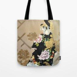 Haruyo Morita - Echigo Dojouji Tote Bag