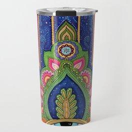 Fatima's hand / Hamsa Travel Mug