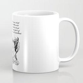 William Butler Yeats - The Stolen Child Coffee Mug