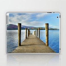 Derwent Water Pier Laptop & iPad Skin
