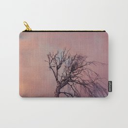 DEAD TREE SUNSET Carry-All Pouch