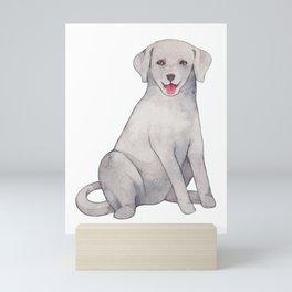 Labrador Retrievers Mini Art Print