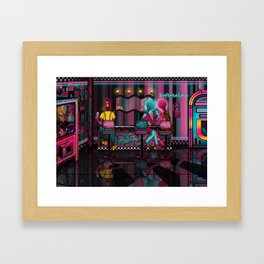 Screw Your Lightbulbs Framed Art Print