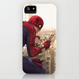 One on One (clean version) iPhone Case