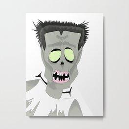Frankie's Back! Metal Print