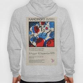 Kandinsky Exhibition poster 1979 Hoody