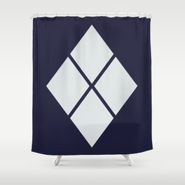 Jin Shower Curtain