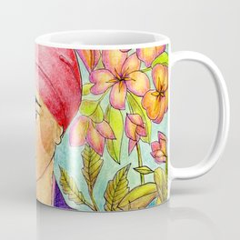 Woman With Adinkra Coffee Mug